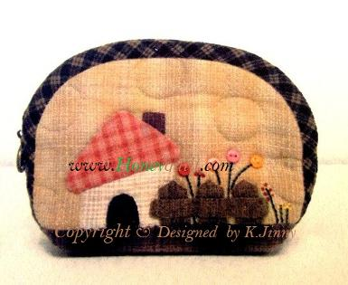 Little House Mini Pouch Kit